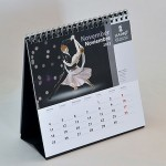 Calendarios de mesa personalizados