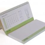 Calendarios de mesa personalizado