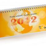 Calendarios personalizados Calendarios de mesa