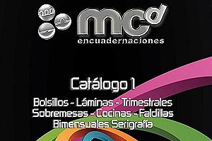 MCD Encuadernaciones y Carpetería