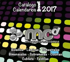 Catálogos Calendarios 2017